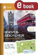 Cover-Bild zu Lesespurgeschichten Englisch Landeskunde 5-7 (eBook) von Sarrach, Denise