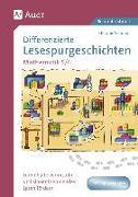 Cover-Bild zu Differenzierte Lesespurgeschichten Mathematik 5-6 von Schmidt, Stefanie
