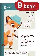 Cover-Bild zu Mysterys für den Sachunterricht in Klasse 3 und 4 (eBook) von Kaufhold, Angelika