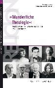"Cover-Bild zu Mauz, Andreas (Hrsg.): »Wunderliche Theologie"" (eBook)"