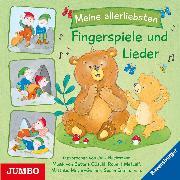 Cover-Bild zu Meine allerliebsten Fingerspiele und Lieder (Audio Download) von Metcalf, Robert