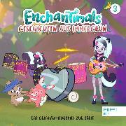 Cover-Bild zu Folge 3: Das beste Abenteuer / Die Party Truppe (Das Original-Hörspiel zur TV-Serie) (Audio Download) von Zwick, Anna