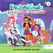 Cover-Bild zu Folge 1: Die Super-Duper-Zaubermaschine / Danessas Liebling (Das Original-Hörspiel zur TV-Serie) (Audio Download) von Zwick, Anna