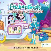 Cover-Bild zu Folge 2: Die Gruselgeschichte / Küchenchaos (Das Original-Hörspiel zur TV-Serie) (Audio Download) von Zwick, Anna