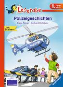 Cover-Bild zu Polizeigeschichten - Leserabe 1. Klasse - Erstlesebuch für Kinder ab 6 Jahren von Reider, Katja