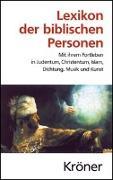 Cover-Bild zu Lexikon der biblischen Personen von Bocian, Martin