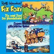 Cover-Bild zu Fix und Foxi, Fix und Foxi im Hundehotel/Lupo's glückliche Reise (Audio Download) von Kauka, Rolf