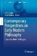 Cover-Bild zu Contemporary Perspectives on Early Modern Philosophy (eBook) von Lenz, Martin (Hrsg.)