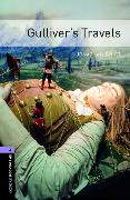 Cover-Bild zu Oxford Bookworms Library: Level 4:: Gulliver's Travels von Swift, Jonathan