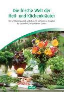 Cover-Bild zu Die frische Welt der Heil- und Küchenkräuter von Schindler, Ingrid