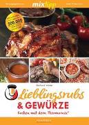 Cover-Bild zu mixtipp Lieblingsrubs & Gewürze: Kochen mit dem Thermomix von Walter, Gerhard
