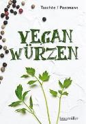 Cover-Bild zu Vegan würzen von Taschée, Simone