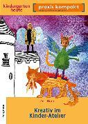 Cover-Bild zu Horn, Anja: Kreativ im Kinderatelier (eBook)