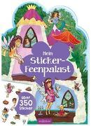 Cover-Bild zu Mein Sticker-Feenpalast von Wagner, Maja (Illustr.)