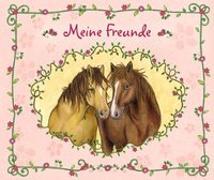 Cover-Bild zu Meine Freunde (Pferde) von Loewe Eintragbücher (Hrsg.)