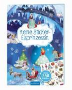 Cover-Bild zu Meine Sticker-Eisprinzessin von Wagner, Maja (Illustr.)