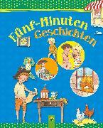 Cover-Bild zu Fünf-Minuten Geschichten (eBook) von Hoffmann, Brigitte
