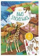 Cover-Bild zu Mein Bibel-Stickerbuch von Wagner, Maja (Illustr.)