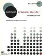 Cover-Bild zu Business Gram Builder Student's Book Pack New Edition von Emmerson, Paul