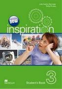 Cover-Bild zu New Edition Inspiration Level 3 Student's Book von Garton-Sprenger, Judy