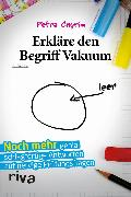 Cover-Bild zu Erkläre den Begriff Vakuum (eBook) von Cnyrim, Petra