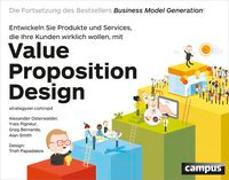 Cover-Bild zu Value Proposition Design von Osterwalder, Alexander