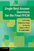 Cover-Bild zu Davies, Keith: Single Best Answer Questions for the Final Fficm