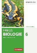 Cover-Bild zu Angermann, Iris: Fokus Biologie - Neubearbeitung, Gymnasium Bayern, 6. Jahrgangsstufe, Natur und Technik: Biologie, Kopiervorlagen