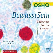 Cover-Bild zu Bewusstsein (Audio Download) von Osho