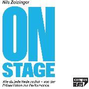 Cover-Bild zu On Stage (Audio Download) von Zeizinger, Nils