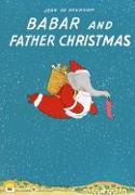 Cover-Bild zu de Brunhoff, Jean: Babar and Father Christmas