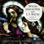 Cover-Bild zu Harnoncourt, Nikolaus: Weihnachten Mit J.S.Bach-A Bach Christmas