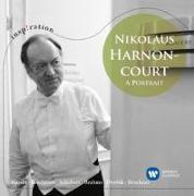 Cover-Bild zu Harnoncourt, Nikolaus: Nikolaus Harnoncourt:A Portrait