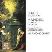 Cover-Bild zu Harnoncourt, Nikolaus: Magnificat/Utrecht Te Deum