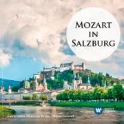 Cover-Bild zu Harnoncourt, Nikolaus: Mozart in Salzburg