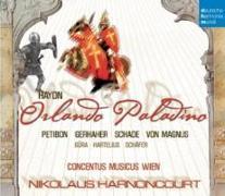Cover-Bild zu Harnoncourt, Nikolaus (Komponist): Orlando Paladino