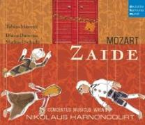 Cover-Bild zu Harnoncourt, Nikolaus (Komponist): Zaide (Das Serail),KV 344