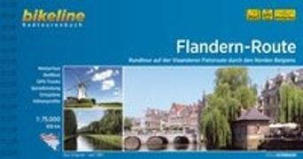 Cover-Bild zu Flandern-Route von Verlag, Esterbauer (Hrsg.)