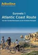 Cover-Bild zu Eurovelo 1 - Atlantic Coast Route. 1:500'000 von Verlag, Esterbauer (Hrsg.)