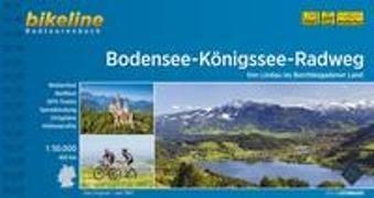 Cover-Bild zu Bodensee-Königssee-Radweg. 1:50'000 von Verlag, Esterbauer (Hrsg.)
