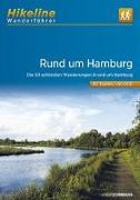 Cover-Bild zu Wanderführer Rund um Hamburg. 1:50'000 von Verlag, Esterbauer (Hrsg.)