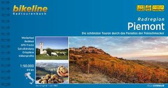 Cover-Bild zu Radregion Piemont. 1:50'000 von Verlag, Esterbauer (Hrsg.)