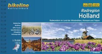 Cover-Bild zu Radregion Holland. 1:75'000 von Verlag, Esterbauer (Hrsg.)