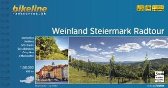 Cover-Bild zu Weinland Steiermark Radtour. 1:50'000