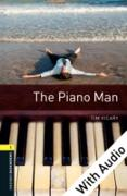 Cover-Bild zu Piano Man - With Audio Level 1 Oxford Bookworms Library (eBook) von Vicary, Tim