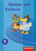 Cover-Bild zu Denken und Rechnen 1. Ausgabe 2008. Lernsoftware. NL
