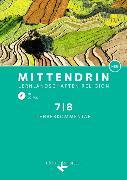 Cover-Bild zu Mittendrin - Baden-Württemberg und Niedersachsen - Neubearbeitung. Band 2: 7./8. Schuljahr - Lehrerkommentar mit CD-ROM von Bosold, Iris