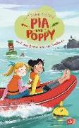 Cover-Bild zu Pia & Poppy und das Rätsel um den Seelöwen von Reschke, Katharina