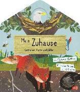 Cover-Bild zu Mein Zuhause - Kaninchen, Fuchs und Adler von Robin, Clover