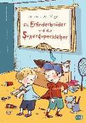 Cover-Bild zu Die Erfinderbrüder und der Superduperkleber von Vogel, Johanna von
